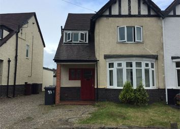 Thumbnail 3 bed semi-detached house to rent in The Lindens, Newbridge Crescent, Wolverhampton