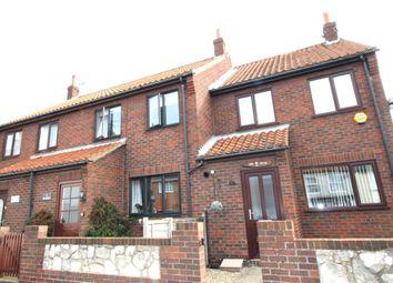 Thumbnail 2 bed terraced house for sale in High Street, Flamborough, Bridlington