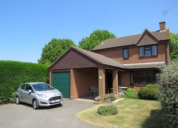 Thumbnail 4 bed detached house for sale in Bockenem Close, Thornbury, Bristol
