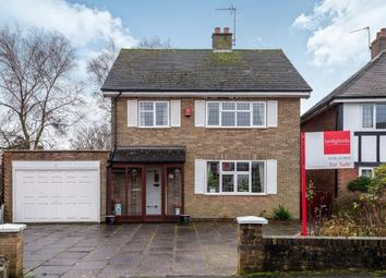 Thumbnail 3 bed detached house for sale in Camborne Crescent, Westlands, Newcastle Under Lyme, Staffordshire