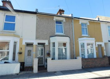 Thumbnail 3 bed terraced house to rent in Jubilee Road, Southsea