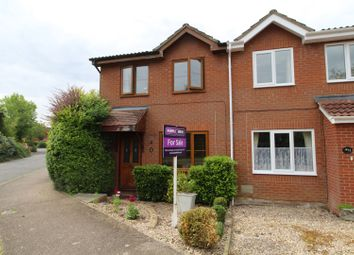 Thumbnail 3 bedroom semi-detached house for sale in Mendelssohn Grove, Milton Keynes