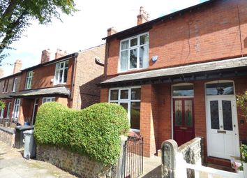 Thumbnail 3 bed terraced house to rent in Beech Road, Hale