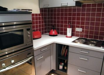 Thumbnail 1 bedroom flat to rent in Great Ormes House, Prospect Place, Cardiff