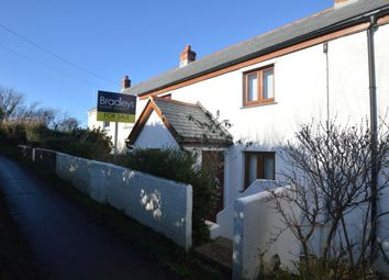 Thumbnail 2 bed terraced house for sale in Meaver Cottages, Meaver Road, Mullion, Helston