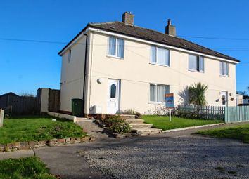 Thumbnail Semi-detached house for sale in Sunderland Avenue, St. Eval, Wadebridge