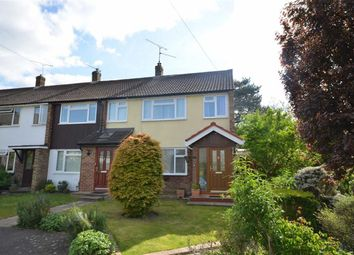 Thumbnail 3 bed terraced house for sale in Weydon Hill Close, Farnham