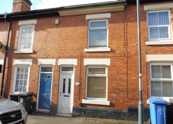Thumbnail 2 bedroom terraced house for sale in Bakewell Street, Derby