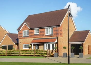 Thumbnail 4 bed detached house for sale in Headley Road, Grayshott