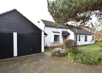 Thumbnail 3 bed detached bungalow for sale in Charlecot Road, Droitwich