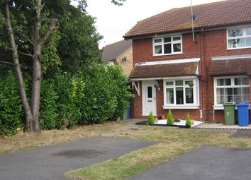 Thumbnail 2 bed semi-detached house to rent in Puttney Drive, Kemsley, Kemsley, Sittingbourne, Kent