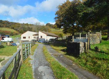 Thumbnail Land for sale in Nantyglyn Road, Glanamman, Ammanford