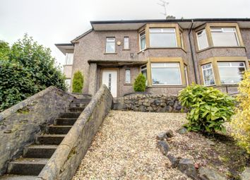 Thumbnail 3 bed semi-detached house for sale in Queens Crescent, Falkirk