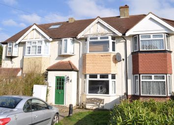 Thumbnail 3 bed terraced house for sale in Northcroft Road, West Ewell, Epsom