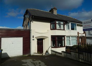 3 bed semi-detached house for sale in Brunswick Drive, Colne, Lancashire BB8