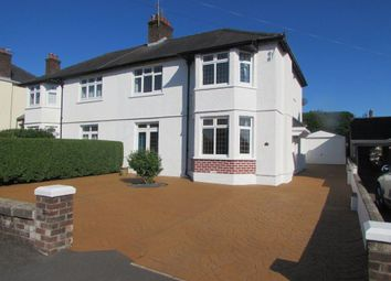 Thumbnail 3 bed property to rent in Bowham Avenue, Bridgend