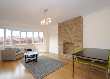 Thumbnail 2 bed flat to rent in West Heath Drive, Golders Green NW11,