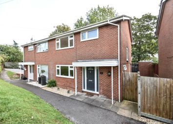 Thumbnail 3 bed semi-detached house for sale in The Priory, Bishops Waltham, Southampton