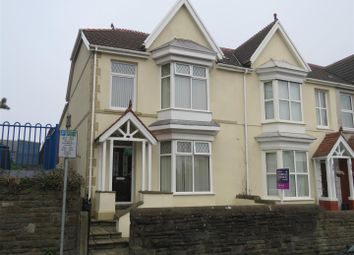 Thumbnail 4 bed end terrace house for sale in Old Road, Llanelli