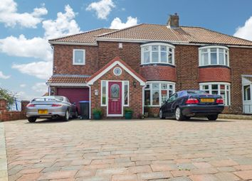 Thumbnail 4 bed semi-detached house for sale in Broadway Avenue, Trimdon, Trimdon Station