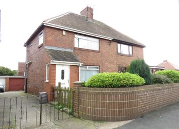 Thumbnail 3 bed semi-detached house to rent in Laburnum Crescent, Easington Colliery, County Durham