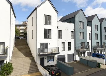 Thumbnail 3 bed flat for sale in West Hoe Road, Plymouth