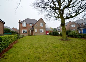 Thumbnail 4 bed detached house for sale in Mead Way, Leeds