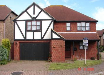 4 bed detached house to rent in Wealdhurst Park, Broadstairs CT10