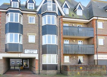 Thumbnail 2 bed flat for sale in Cliffe High Street, Lewes