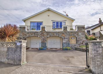 Thumbnail 4 bed detached house for sale in Marine Drive, Ogmore-By-Sea, Bridgend