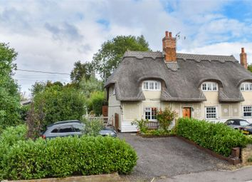 Thumbnail 2 bed cottage for sale in Stebbingford Cottages, Braintree Road, Stebbing