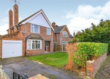 Thumbnail 3 bed detached house for sale in Fernhill Road, Farnborough, Hampshire