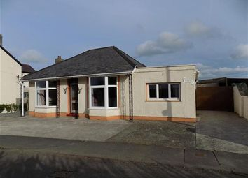 Thumbnail 4 bed bungalow for sale in Meadow Way, Butterhill, Haverfordwest