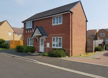 Thumbnail 3 bed detached house for sale in Levett Drive, Thurcroft, Rotherham, South Yorkshire