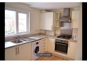 Thumbnail 2 bedroom flat to rent in Milligan Drive, Edinburgh