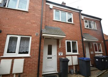 Thumbnail 3 bed terraced house to rent in The Narrows, Hinckley, Leicestershire