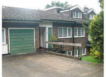 Thumbnail 3 bed terraced house for sale in Swievelands Road, Westerham