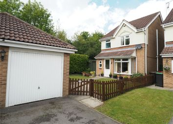 Thumbnail 3 bed detached house for sale in Lynton Drive, Sutton-In-Ashfield, Nottinghamshire