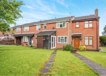 2 bed terraced house for sale in Fairfield Crescent, Swadlincote DE11