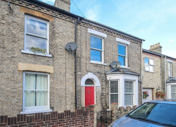 Thumbnail 3 bed terraced house to rent in Hemingford Road, Cambridge