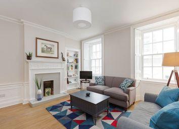 Thumbnail 2 bed flat to rent in Rose Street, New Town, Edinburgh
