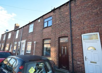 Thumbnail 2 bed terraced house for sale in Garden Street, Glasshoughton, Castleford