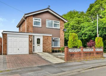 Thumbnail 3 bed detached house for sale in Woodlands Drive, Stockport