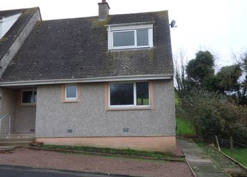 2 bed semi-detached house for sale in Park Road, Dunragit, Stranraer DG9