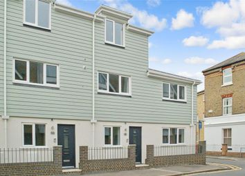 Thumbnail 3 bed terraced house for sale in Beaconsfield Road, Dover, Kent