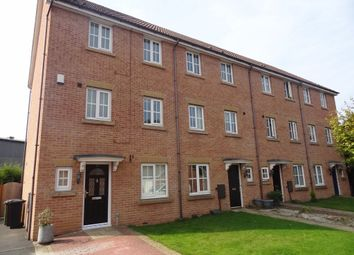 Thumbnail 4 bed end terrace house to rent in Laxton Grove, Solihull