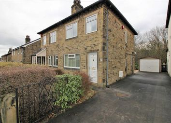 Thumbnail 2 bedroom semi-detached house for sale in George Avenue, Birkby, Huddersfield