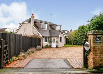 Thumbnail 4 bed detached house for sale in Weavering Street, Maidstone