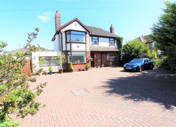 Thumbnail 5 bed detached house for sale in Normoss Road, Normoss