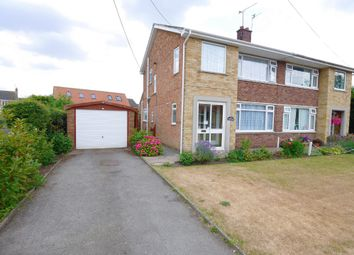 Thumbnail 3 bed semi-detached house for sale in Rectory Close, Old Road, Holme-On-Spalding-Moor, York